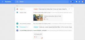 Google Inbox Chrome