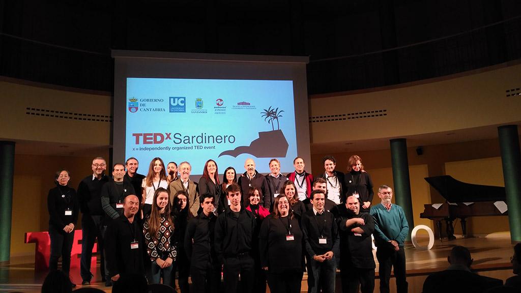 Foto de Familia TedxSardinero