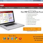 Edita Pdfs Online con PDFEscape