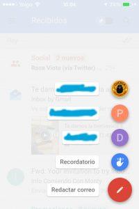 Google Inbox App