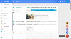 Inbox Google Chrome