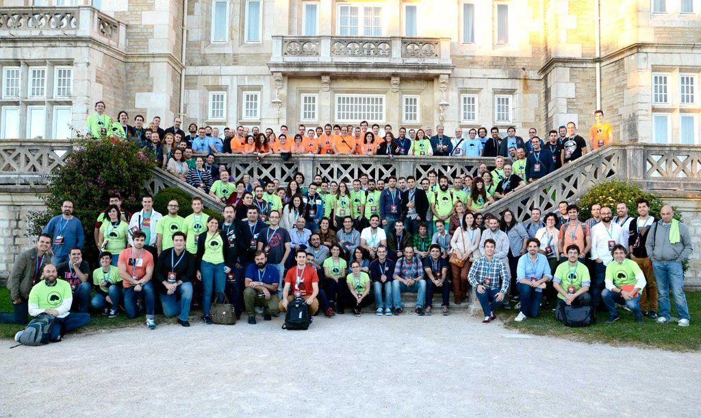 Foto Wordcamp Cantabria 2015
