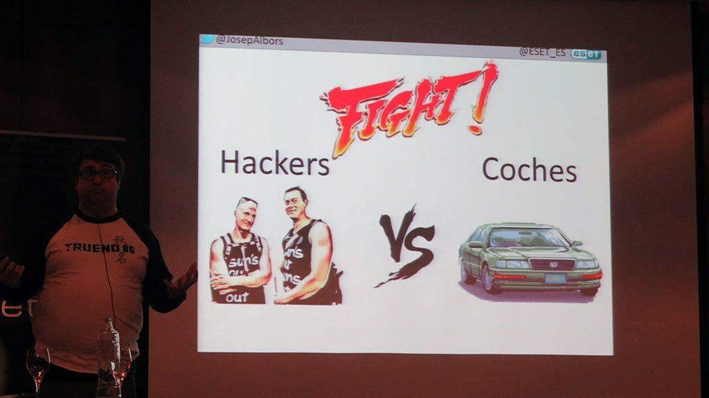 The hack & the furious - Sh3llcon 2017