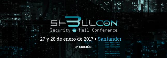 Mi experiencia en la Sh3llcon 2017