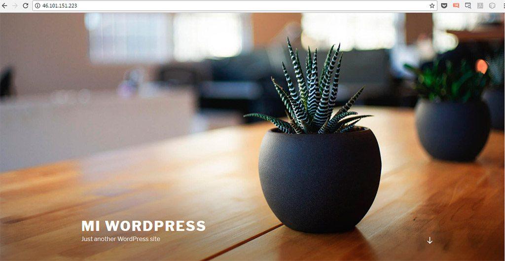 ServerPilot WordPress