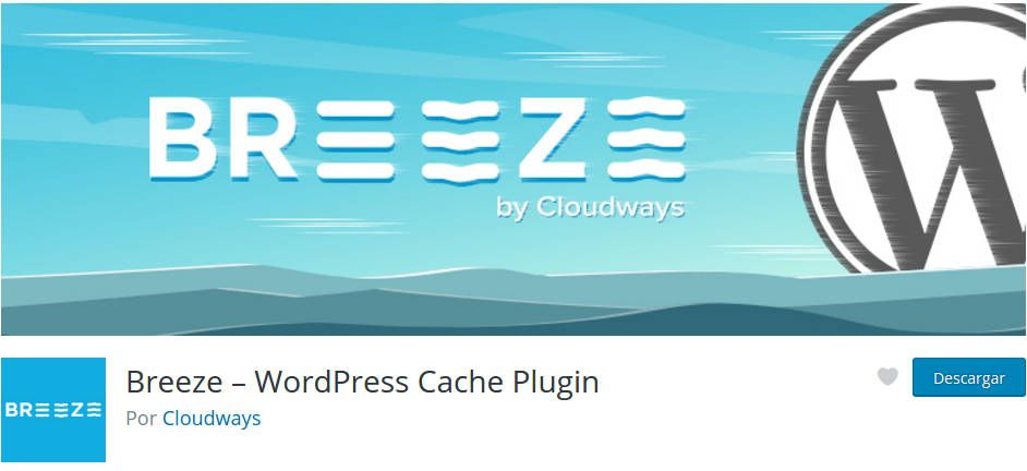 Plugin Breeze WordPress
