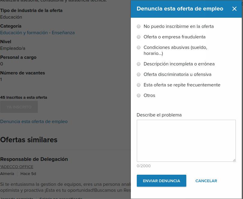 como_denunciar_oferta_empleo_infojobs