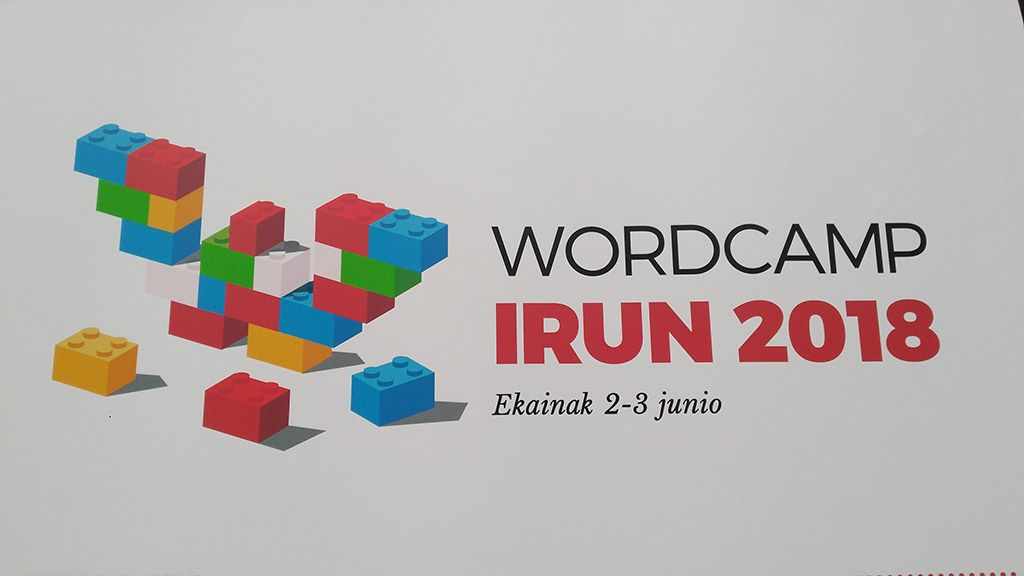 WordCamp Irún 2018