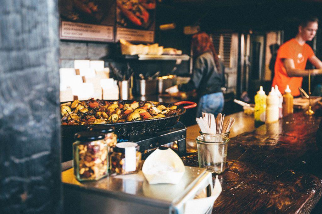 Hablar de restaurantes que no has visitado