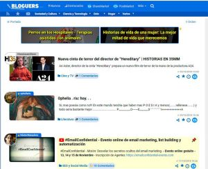 autoRRSS de Bloguers.net