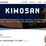 Probando el análisis SEO de Kiwosan en primicia