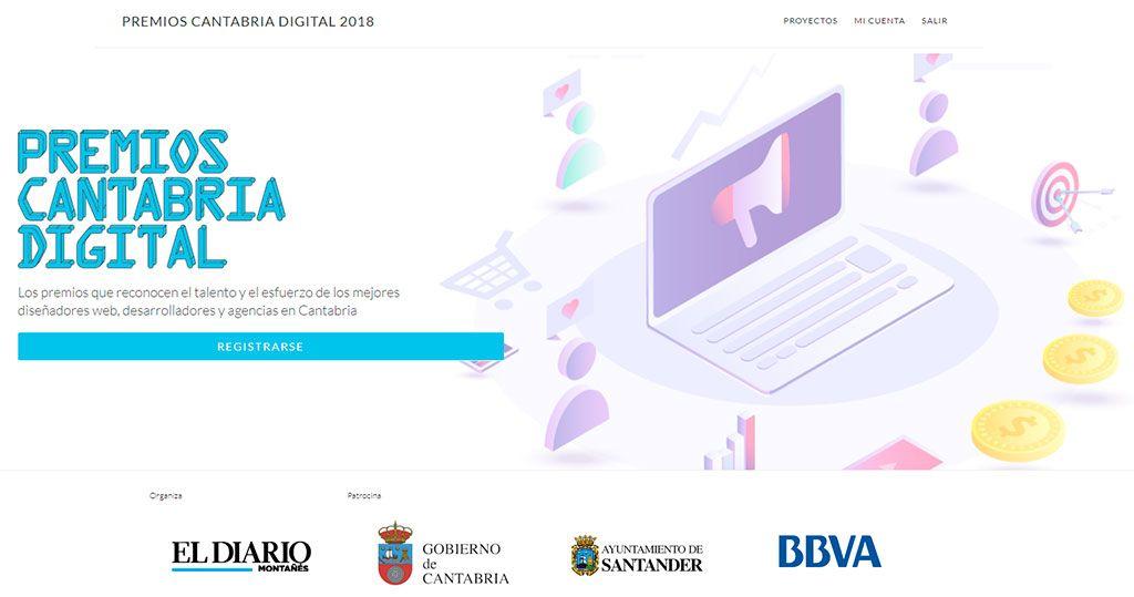 Premios Cantabria Digital 2018