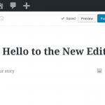 Cómo arreglar tu WordPress después de instalar versión 5.0
