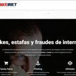Buscando estafas en Internet – Fakeinet.com