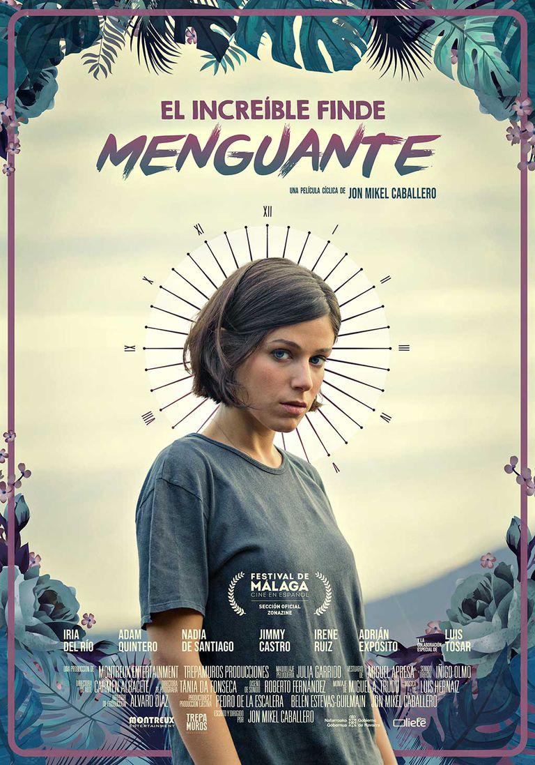 Cartel El Increíble Finde Menguante