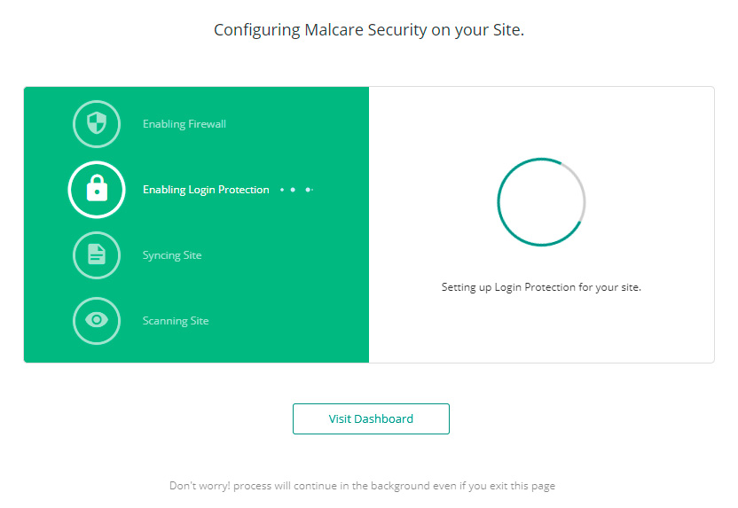 Malcare Security WordPress