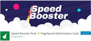 Plugin WPO WordPress - Speed Booster Pack